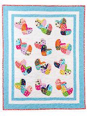 Razz-Ma-Tazz Quilt Pattern