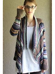 Santa Fe Cardigan Knit Pattern