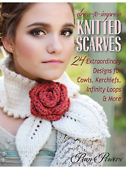 Dress-to-Impress: Knitted Scarves