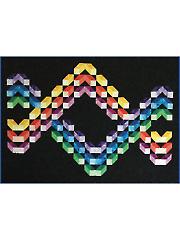 Building Cubes Quilt Pattern