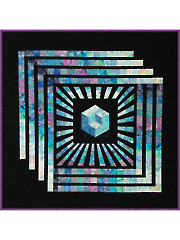 Magic Cube Quilt Pattern