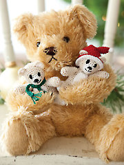 Itty Bitty Teddies