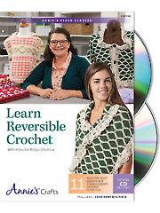 Learn Reversible Crochet Class DVD