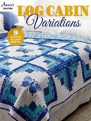 Log Cabin Variations Quilt Pattern Book