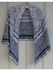 Siege & Storm Shawl Knit Pattern