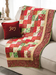 EXCLUSIVELY ANNIE'S QUILT DESIGNS: Christmas Cookies Quilt Pattern