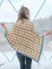 Allegany Shawl Knit Pattern