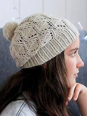 Hemera Hat Knit Pattern