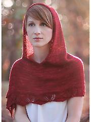 Winterberry Hood Knit Pattern