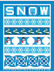 Snow Quilt Pattern