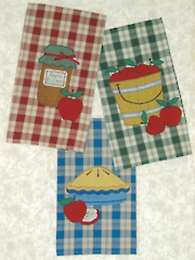 Apple-icious Quilt Pattern