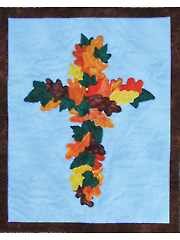 Fall into His Arms Quilt Pattern