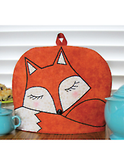 The Cozy Fox Quilt Pattern