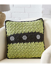 Button Accent Pillow