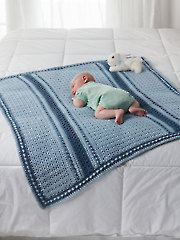 Little Boy's Blues Blanket
