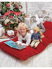 Slumber Mat Crochet Pattern