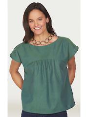 Slight Sleeve Top & Tunic Sewing Pattern