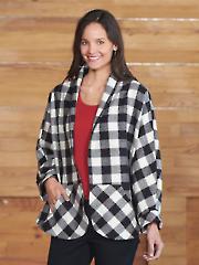 Warm & Cozy Wrap Sewing Pattern