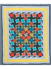 Too Much Fun One Quilt Pattern