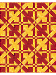 CoCrystal Quilt Pattern