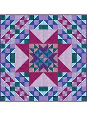 Saturn6 Quilt Pattern