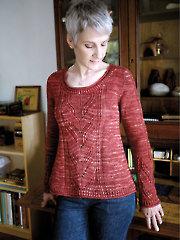 Leaving Cardigan & Pullover Knit Pattern