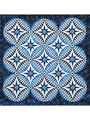Something Blue Quilt Pattern