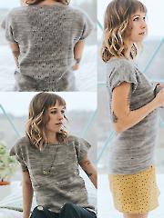 Kinton Top Knit Pattern