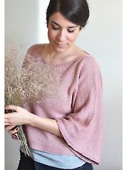 Gingko Pullover Knit Pattern