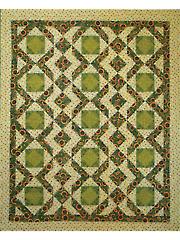 Crisscross Quilt Pattern