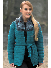 4062: Vest, Jacket & Boot Toppers Knit Pattern
