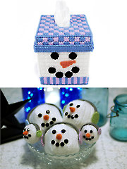 Happy Snowman Set