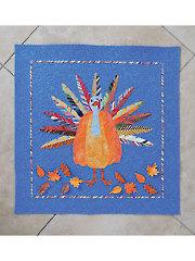 Turkey Feathers Quilt Pattern
