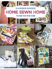 Home Sewn Home Book