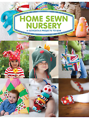 Home Sewn Nursery Book
