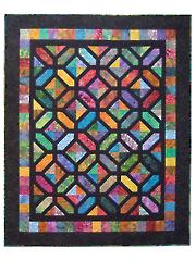 Carrefour Quilt Pattern