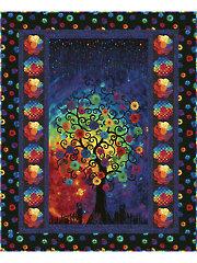Fantasy Forest Quilt Pattern