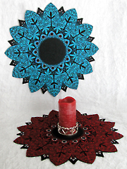 Mandala Dreams Table Topper Pattern