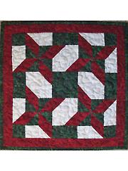 Twirling Pinwheels Quilt Pattern
