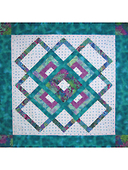 Blue Waters Quilt Pattern