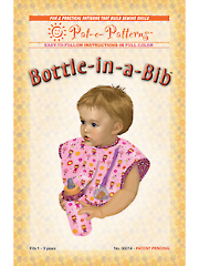 Bottle-in-a-Bib Sewing Pattern