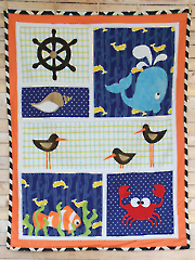 Whale of a Tale Quilt Pattern