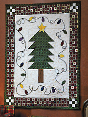 Light Up the Season Quilt Pattern