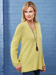 Transitional Tunic Knit Pattern