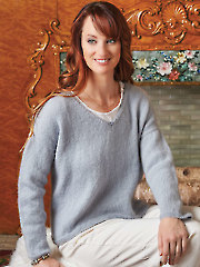 Weekender Pullover Knit Pattern