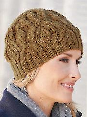 Archways Hat Knit Pattern