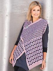 Color Play Vest Knit Pattern