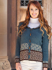 Kireina Cardigan Knit Pattern