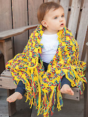 Checkerboard Baby Blanket