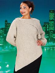 Contrapposto Symphony Sweater Knit Pattern